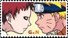 Stamp: GaaNaru 2 by Endless-Mittens