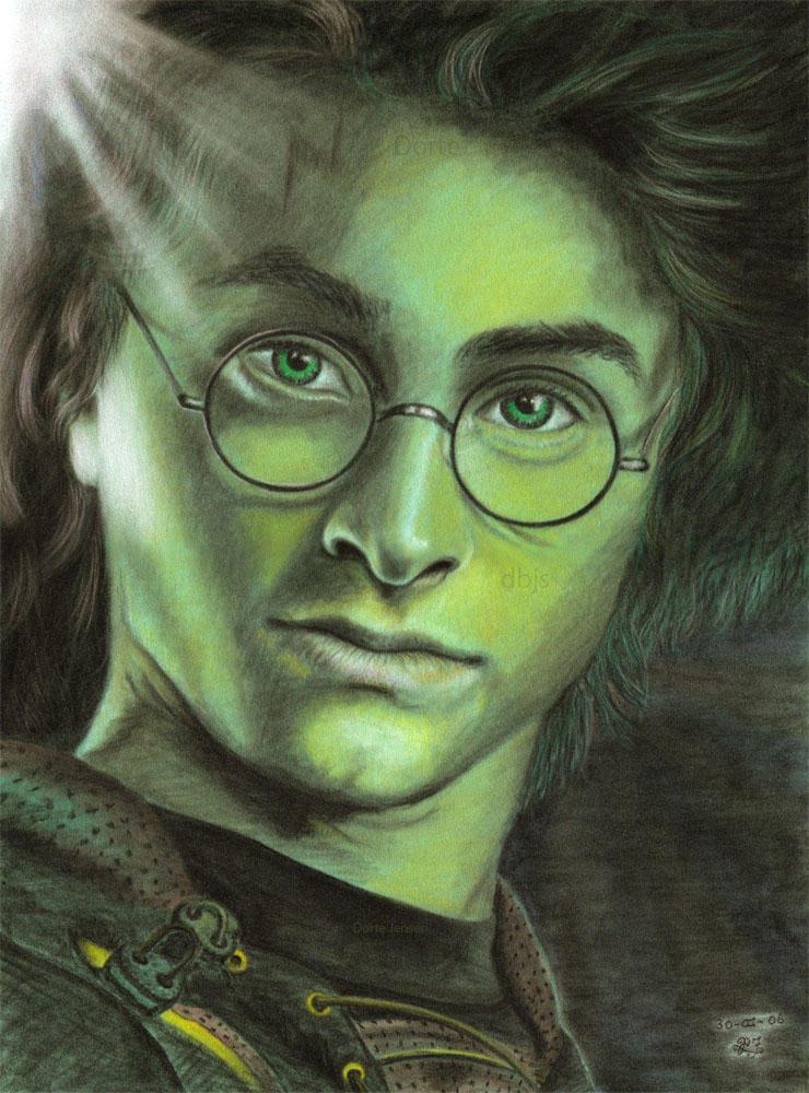 Harry Potter by dbjs