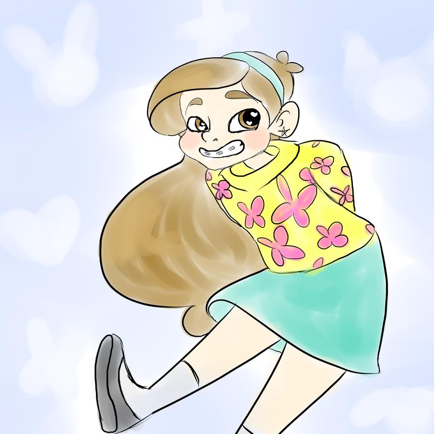 Mabel by kibarockz79