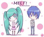 ::MELT:: Miku + Kaito