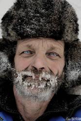 iced beard Draganized by canbayram