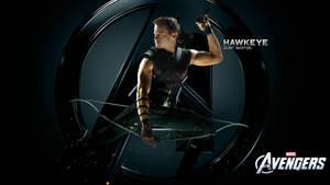 Hawkeye - Clint Barton by Shiki-Fuujin