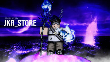 A Roblox GFX by ARVURIUZ17 for JKR_STORE