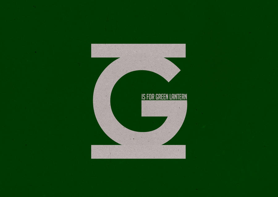 DC: Green Lantern by vambrace