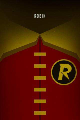 DC: Robin V by vambrace