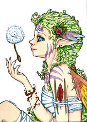 Dandelion by banszi