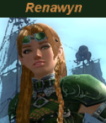 Warcraft Profile Collection - Renawyn by Saronai