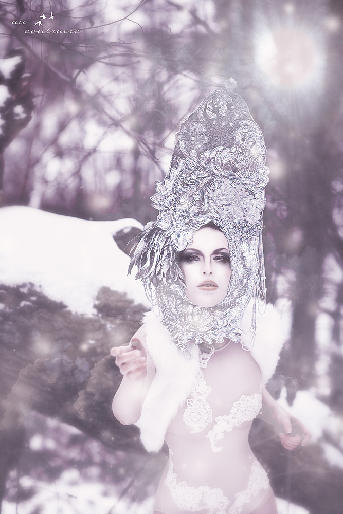 Ice Queen by LisaDenise