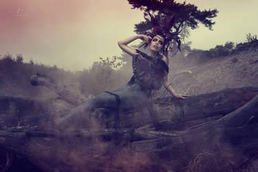 Dark Water by LisaDenise