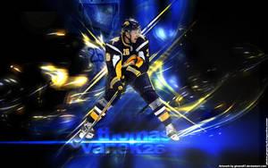 Thomas Vanek NHL Wallpaper by Givens87