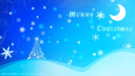 Winter Wonderland HD Christmas Wallpaper