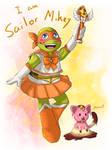 Sailor Mikey Moon
