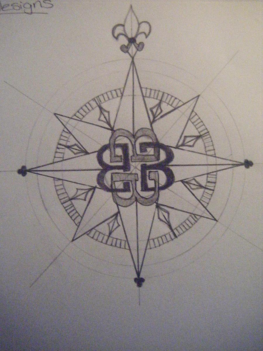 Initial tattoo design idea by kirsht on deviantart for Breaking benjamin tattoo