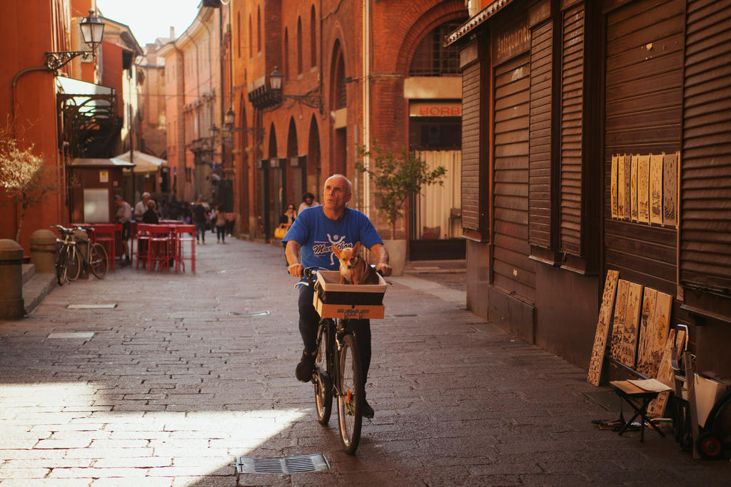 Morning in Bologna by HappyKootie