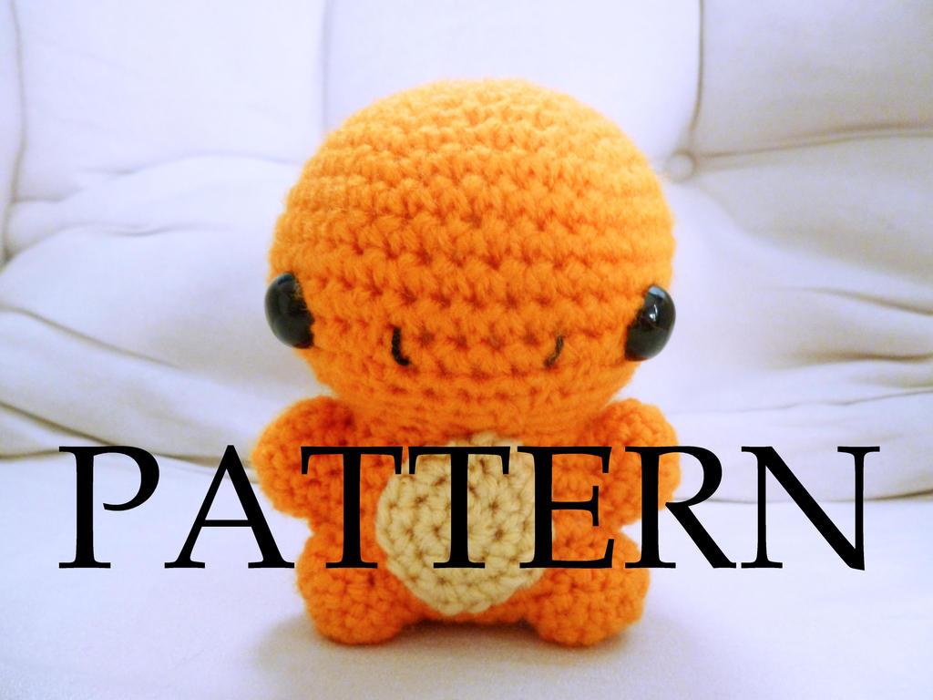 Charmander Amigurumi Carlista : Charmander Amigurumi Pattern by The-love-of-Crochet on ...
