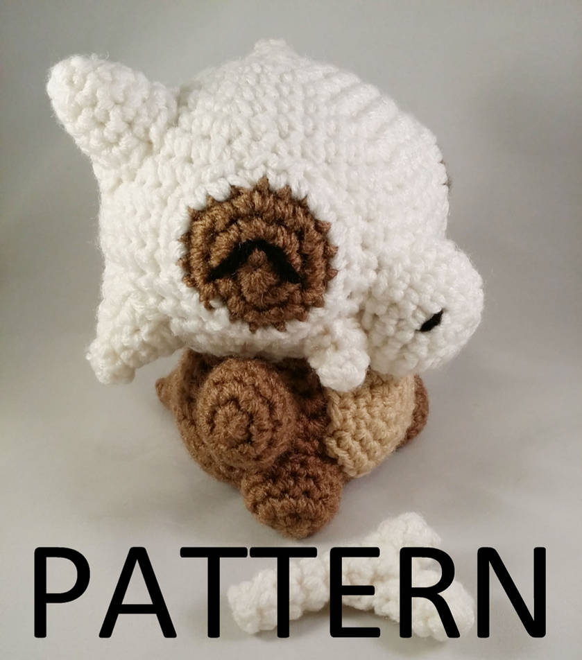 Cubone Amigurumi Pattern By The Love Of Crochet On Deviantart