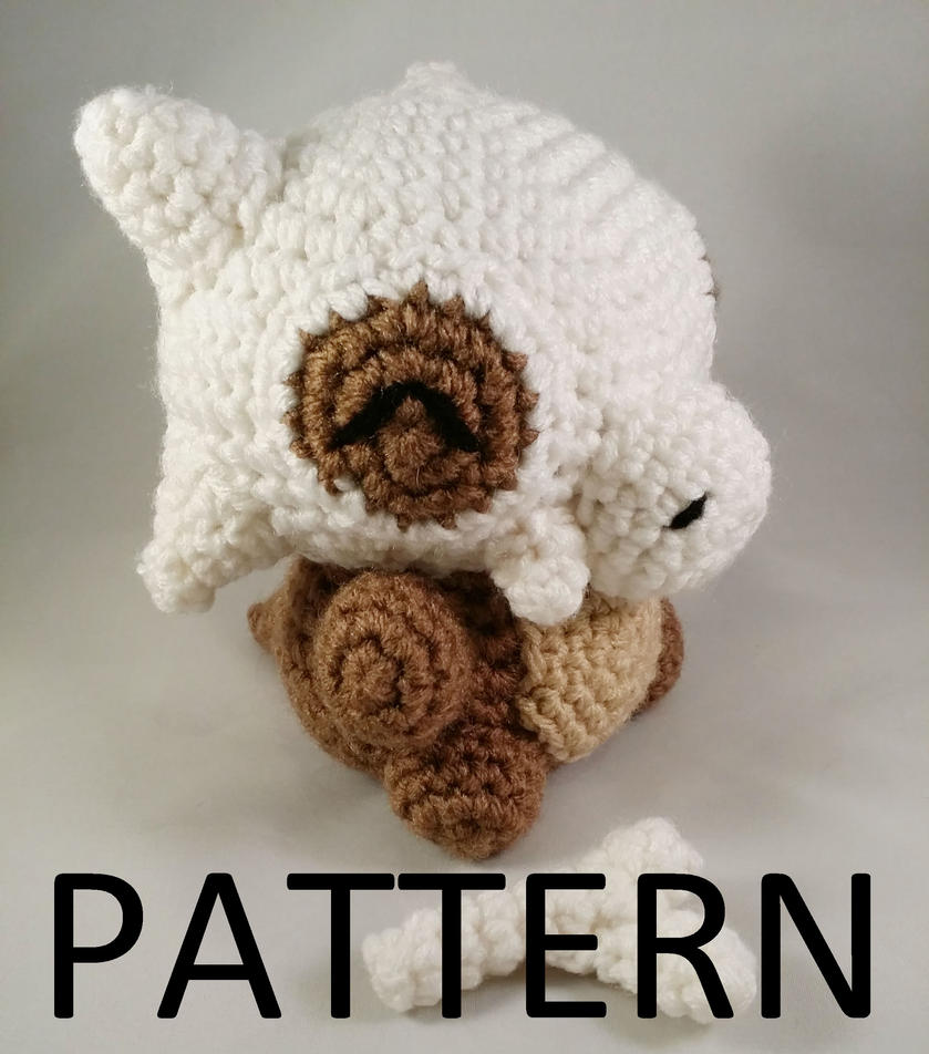 Love Of Crochet Com : Cubone Amigurumi Pattern by The-love-of-Crochet on DeviantArt