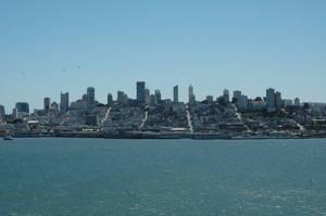 San Francisco, High Noon by scarletwave
