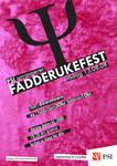 PSI: Fadderukefest - Poster