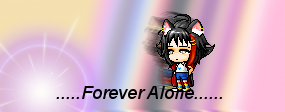 Forever Alone by 4EverAlonei