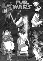 Fur Wars by Jessica-Rae-3