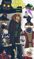 Episodes 1-3: Fur Wars