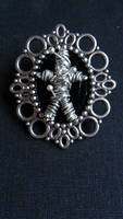Voodoo Brooch by TheLovelyBoutique