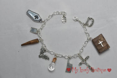 Vampire's Hunter Collection: Starter Kit Bracelet