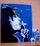 Bob Marley by Potsy89