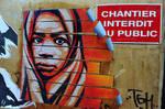 Profondeur Afrique, Paris