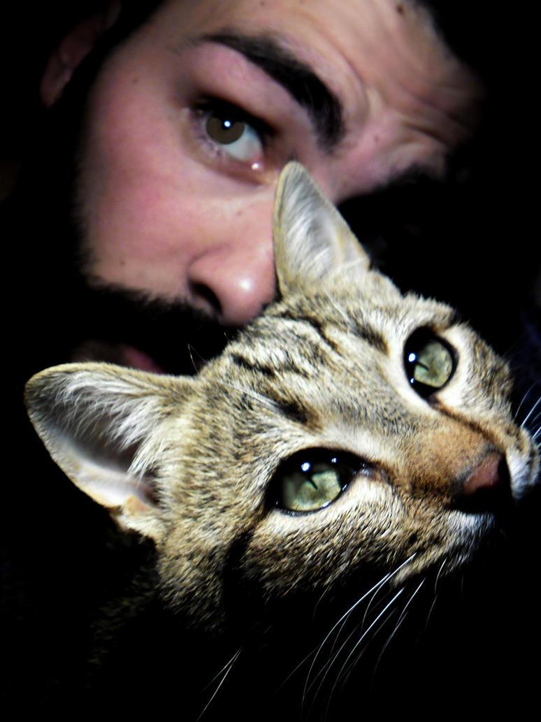 Me e Taigo by Potsy89