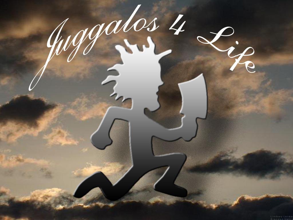 Juggalos 4 Life By Brandonjvance
