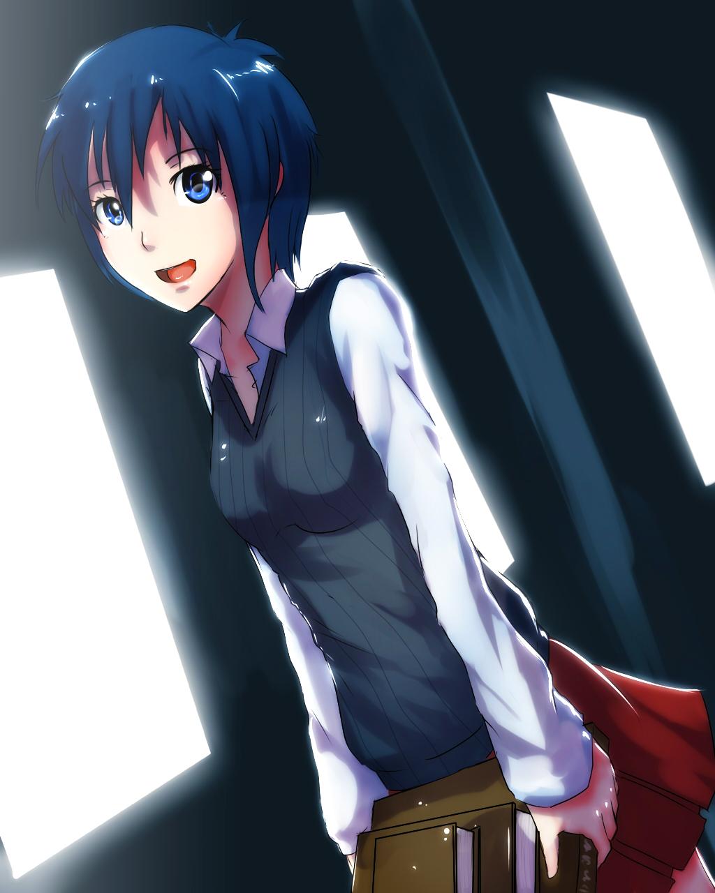 School Girl by Sword-Waltz