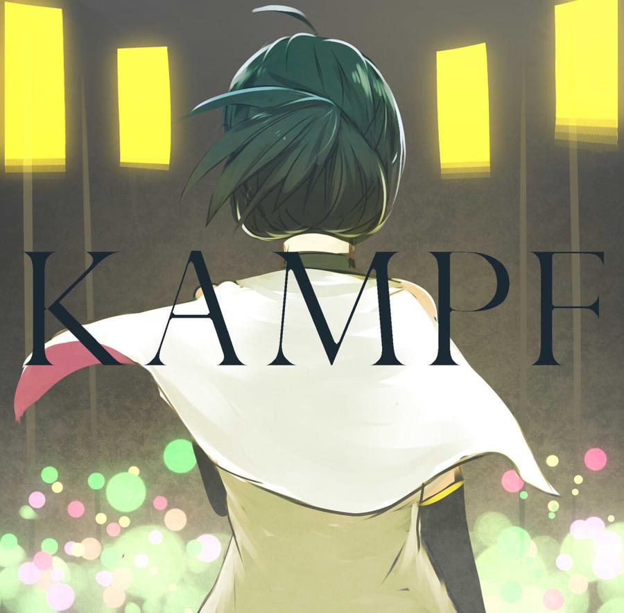 kampf anime