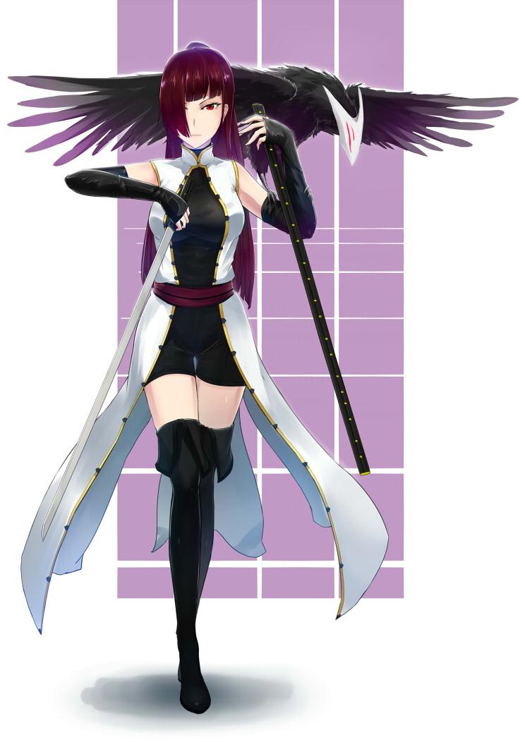 Comm : Shinigami Captain by Sword-Waltz