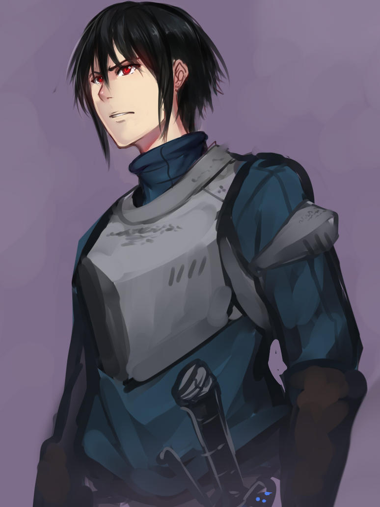Protagonist by Sword-Waltz