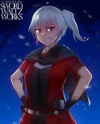 Meila by SwordwaltzWORKS