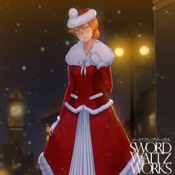 COMM: Solana Onora by SwordwaltzWORKS