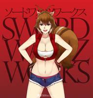 COMM: Makoto Bogard by SwordwaltzWORKS
