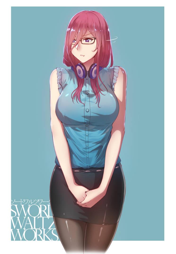 Miku Nakano by SwordwaltzWORKS