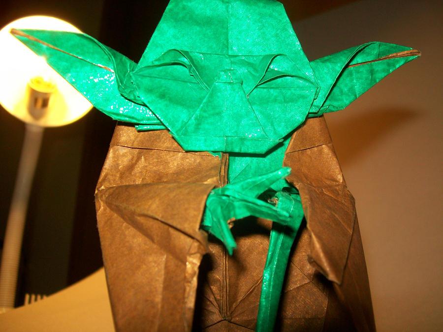 Jedi Master Yoda I by PeryB
