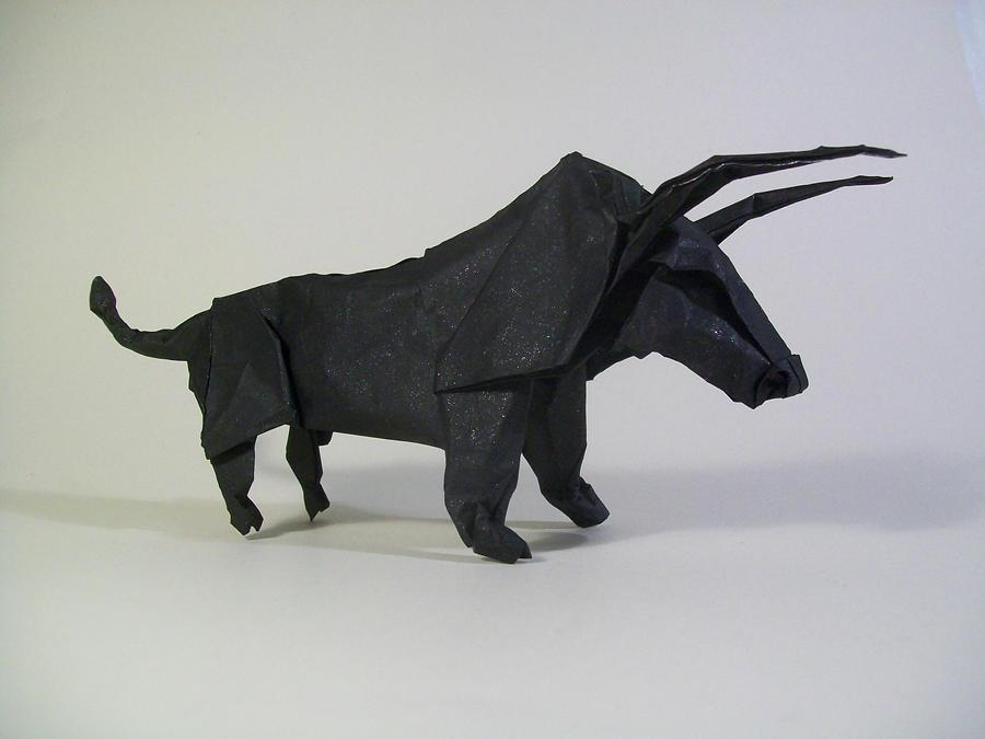 Bull by PeryB