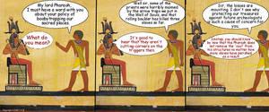 King of egypt 7