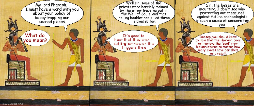 King of egypt 7 by ServerusTare