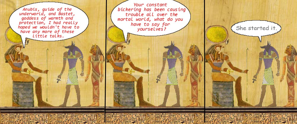 Gods of Egypt 4 by ServerusTare