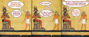 King of Egypt 24