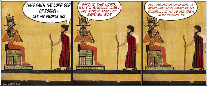 Return of Moses 2