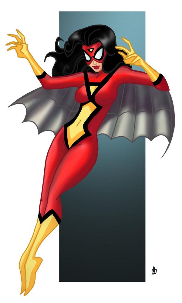 Spider-Woman by BigChrisGallery