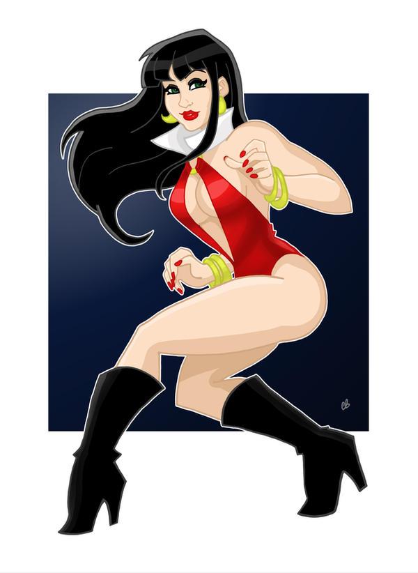 Vampirella by BigChrisGallery