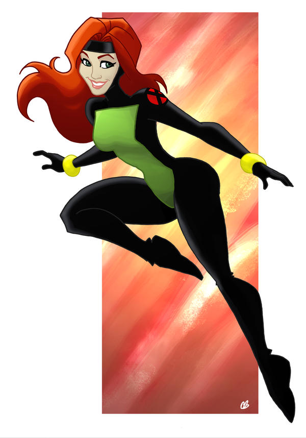 The Evolution of Jean Grey by BigChrisGallery